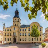 Rathaus Crimmitschau für Publikumsverkehr geschlossen
