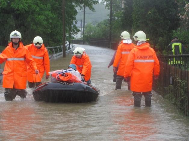 Zweites Jahrhundert-Hochwasser im Mai – Juni 2013