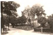Kreuzung Glauchauer, Meeraner und Lauenhainer Straße um 1956
