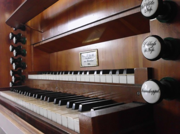 Dennheritz feiert 150. Orgeljubiläum