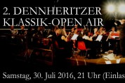 2. Dennheritzer Klassik Open-Air am 30.7.2016