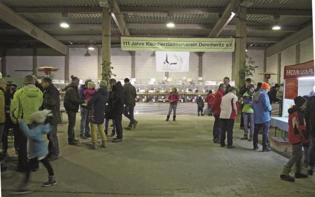 25. Erweiterte Vereinsausstellung Dennheritz