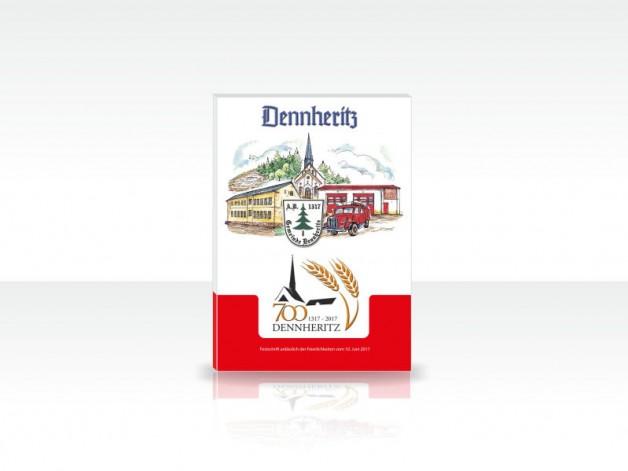 Festschrift 700 Jahre Dennheritz