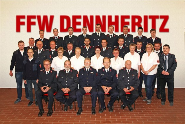 FFW Dennheritz feiert 80-jähriges bestehen.
