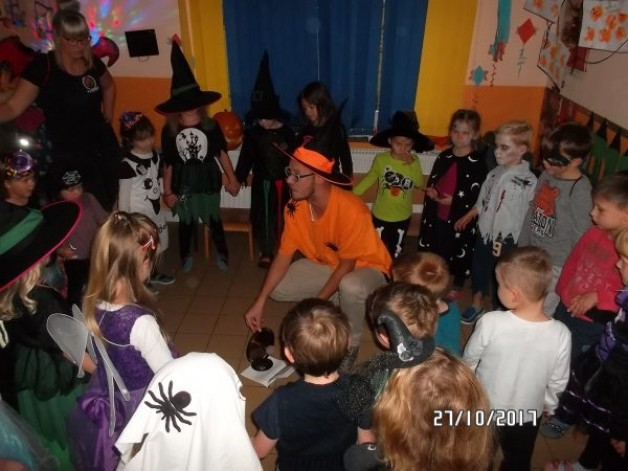 Herbstfest und Halloween-Party am 27.10.2017
