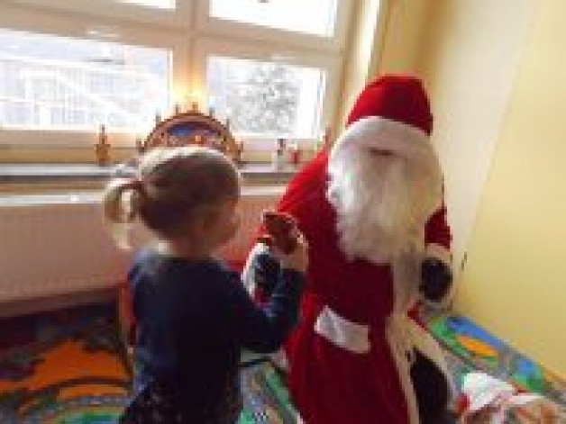 Weihnachtszeit im Kindergarten