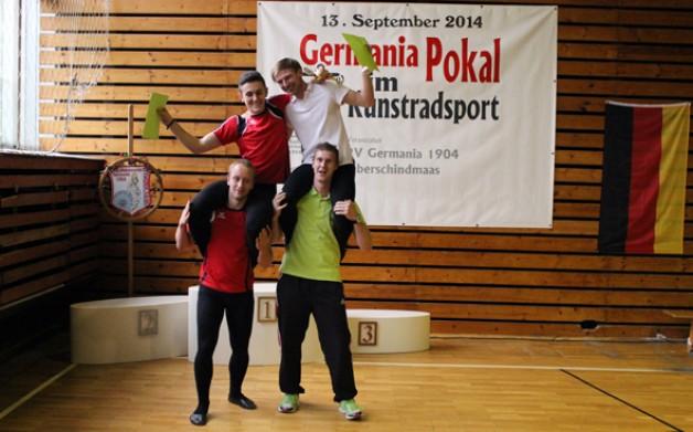 110 Jahre Germania 1904 Oberschindmaas – 2014