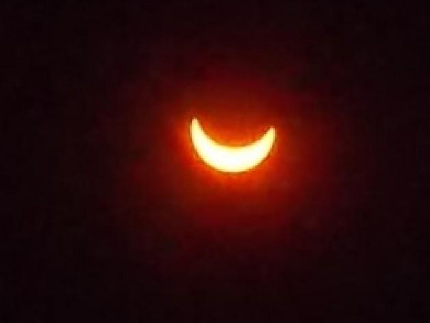 Beobachtung der Sonnenfinsternis am 20.03.2015