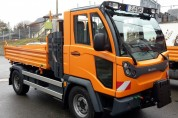 Neuer Multicar für unseren Bauhof