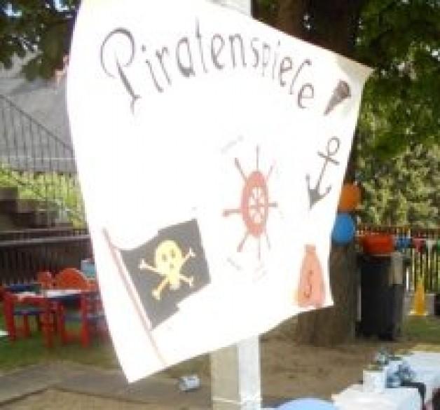 Kindergartenfest – Piraten Ahoi!