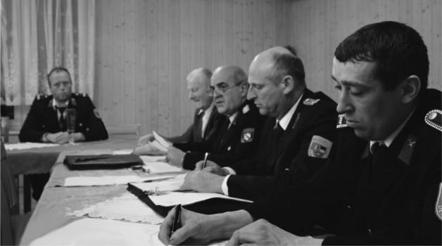 Jahreshauptversammlung der Freiwilligen Feuerwehr Dennheritz