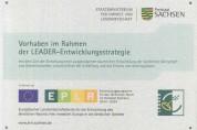 Leader-Förderung: Schlunziger Weg/Gemeindeweg